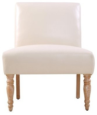 Angelo Home Bradstreet Marzipan Cream Renu Chair contemporary-dining-chairs