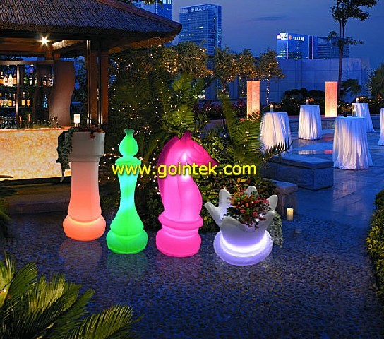 Christmas LED Decoration modern-outdoor-holiday-decorations