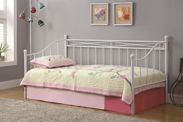 New York Full Bed With Trundle