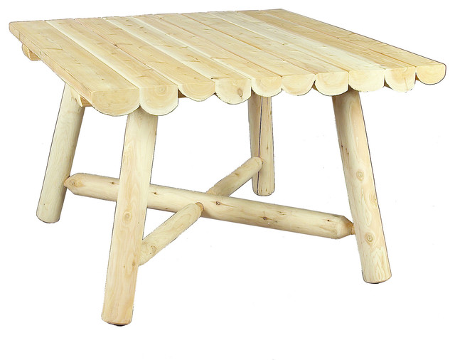 Dining Table 42 Rustic Outdoor Dining Tables By Outdoor Patio