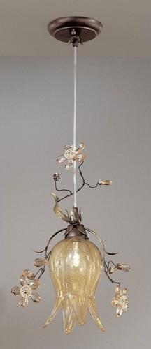 Florentine 1 Light Pendant modern-pendant-lighting