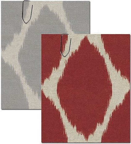 Fabric by the Yard - Ikat Print modern-fabric