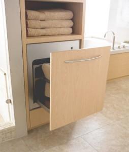 Jacuzzi Towel Warming Drawer bathroom-accessories