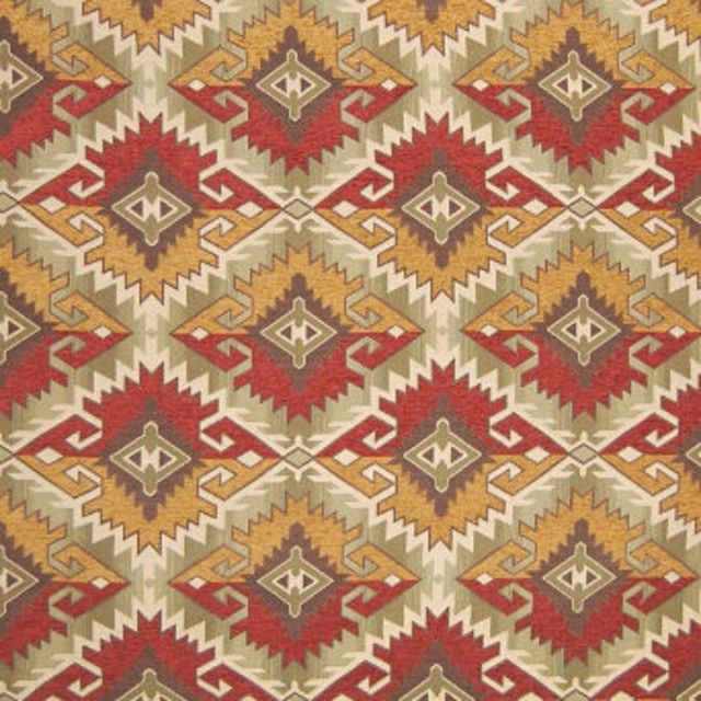 Home Decor GH Southwest Sunset Decorator Fabrics