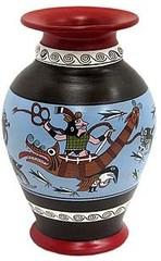 Pre-Columbian Pots Collection - Small Pre-Columbian Pot - PPOT004A