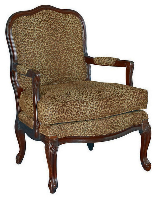 Hammary T73602 00 Hidden Treasures Occasional Chair With Removable Seat Cushi