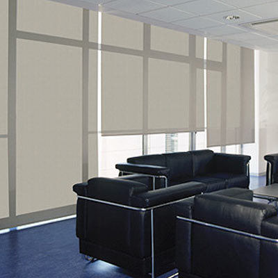 BlindSaver Commercial Phifer Sheerweave Solar Screens contemporary-window-blinds