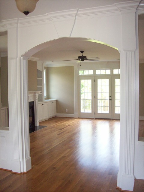 Arches Traditional Interior Doors Raleigh By