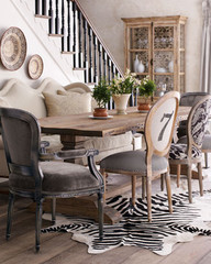 Mixed Dining Furniture - Horchow