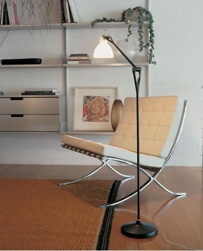 Luxy F1 Floor Lamp modern-floor-lamps