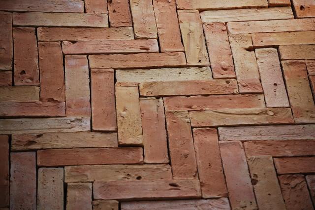 Spanish terracotta tiles for Mediterranean flooring