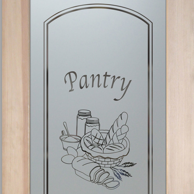 ... Pantry And Cabinet Organizers - other metro - by Sans Soucie Art Glass