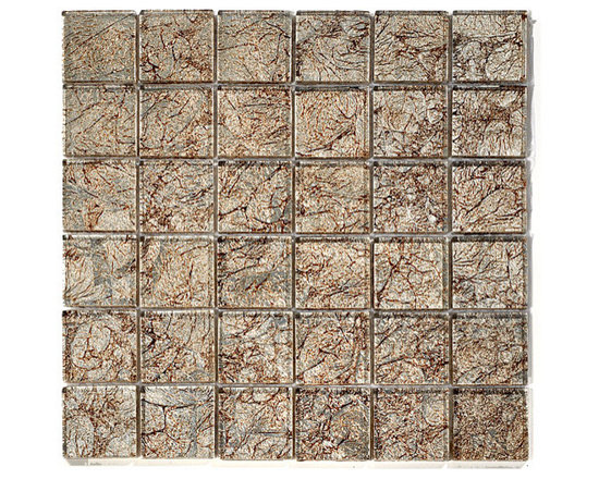 Mirage Galaxy glass mosaic - Galaxy glass tile mosaic collection By Glazzio tile formely know as Mirage glass.