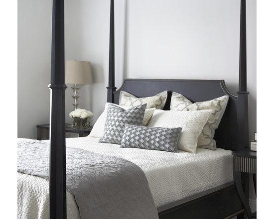 Queen Poster Bed -