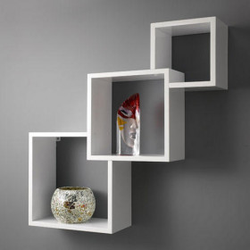 Wall Decorations and Wall Shelves modern