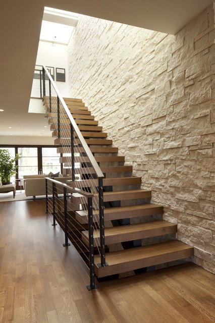 First Floor Stair contemporary