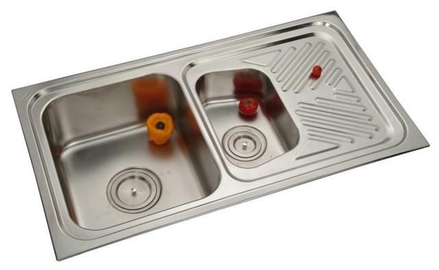 Model no.  321A asian-kitchen-sinks