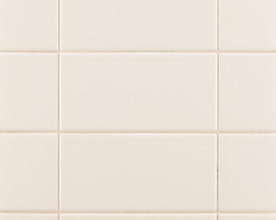 "Ceramic - ANN SACKS Arden 4"" x 8"" ceramic field in cream"