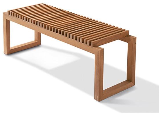 Skagerak Cutter Bench Teak Skagerak Modern Dining  : modern dining benches from www.houzz.com size 548 x 400 jpeg 40kB