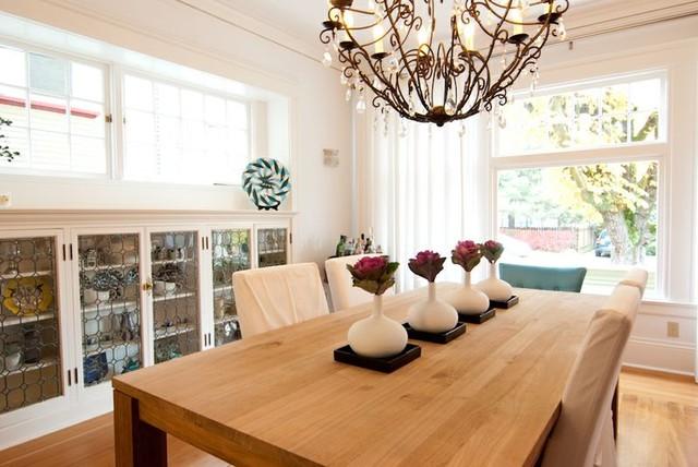 Lynne Parker Designs modern-dining-room