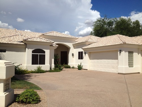 What to do with exterior color for Arizona exterior house colors