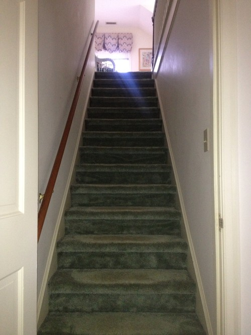 Opening Up The Doors: Staircase Open Up