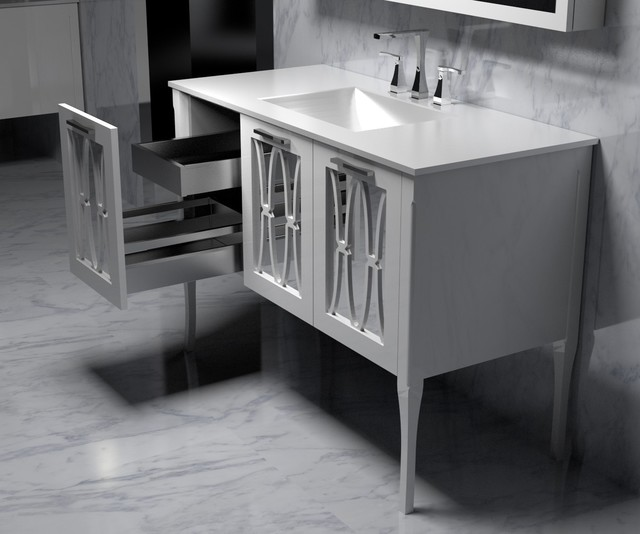 Nuvo by the furniture guild contemporary atlanta by the furniture guild for Furniture guild bathroom vanities
