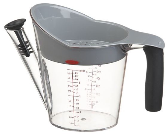 OXO Fat Separator modern kitchen tools