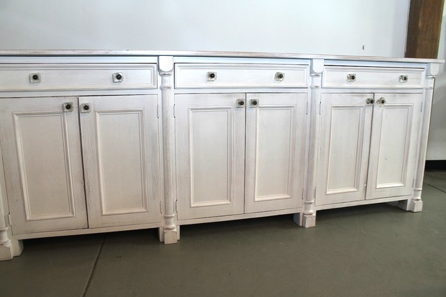 large white buffet server farmhouse buffets and