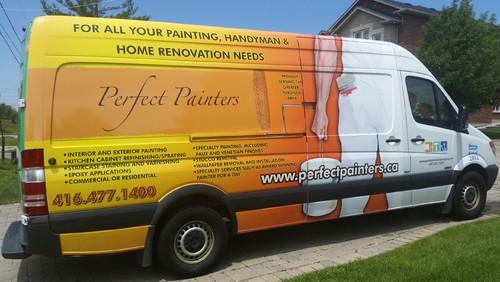 Perfect Painters Sprinter