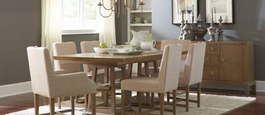Broyhill - Beach Style - Dining Tables - vancouver - by Home Couture