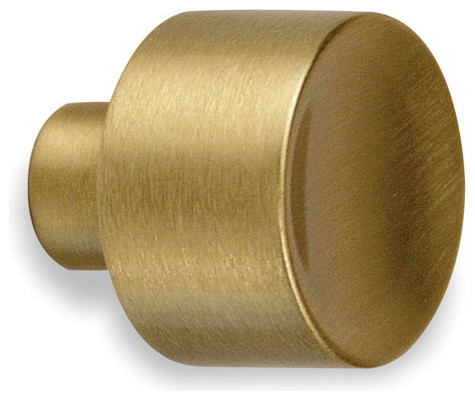 Colonial Bronze 184 Cabinet Hardware 1 inch Cabinet Knob