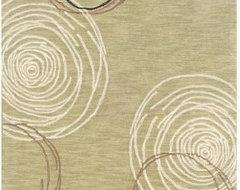 Sphinx by Oriental Weavers 85404 Lotus Area Rug contemporary-rugs