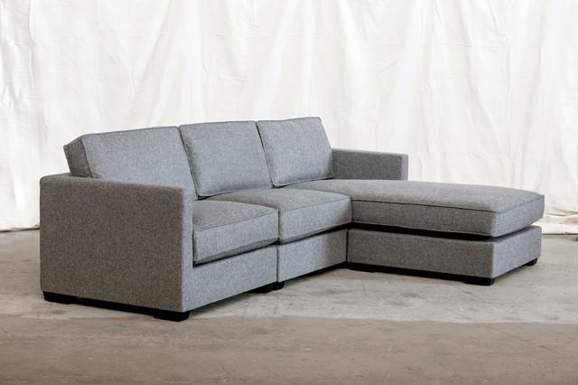 Richmond bi sectional by gus modern direct furniture for Modern furniture direct