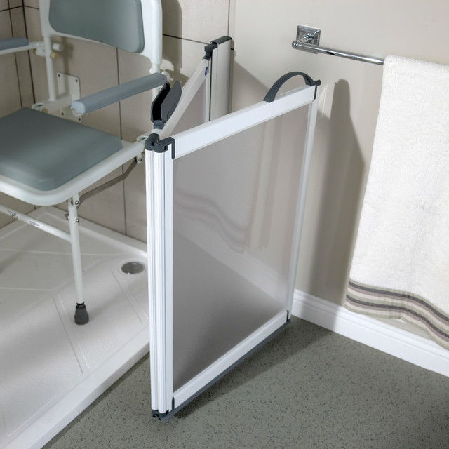 Wheelchair accessible caregiver doors traditional for Wheelchair accessible doorways