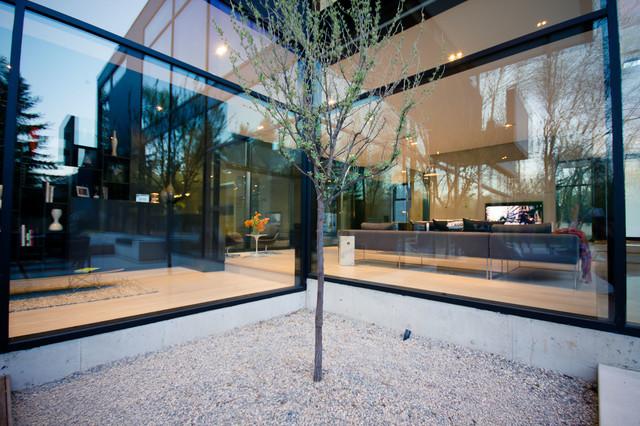 Bigfoot door fenestration modern windows toronto