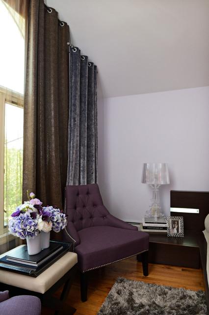 Modern bedroom contemporary-bedroom
