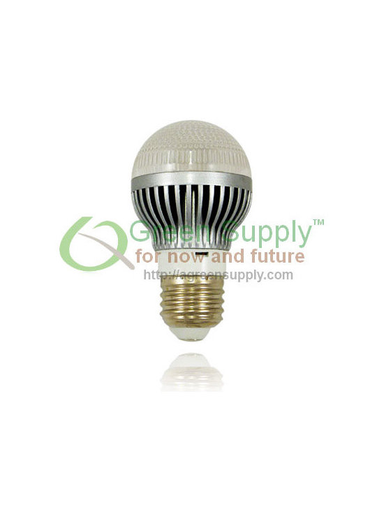 Dimmable A19 LED Light Bulb - 40W Replacement - Cool White (with Clear Reflector - Dimmable A19 LED Light Bulb - 40W Replacement - Cool White (with Clear Reflector) | http://www.agreensupply.com/dimmable-a19-led-light-bulb-40w-replacement-cool-white-with-clear-reflector/