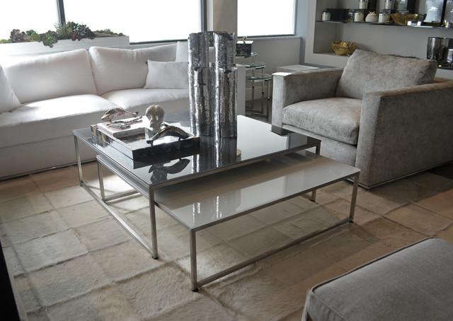 Showroom Pieces Contemporary Coffee Tables Miami By Kom Furniture