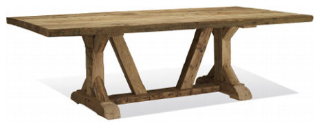 Hudson Valley Dining Table traditional-dining-tables