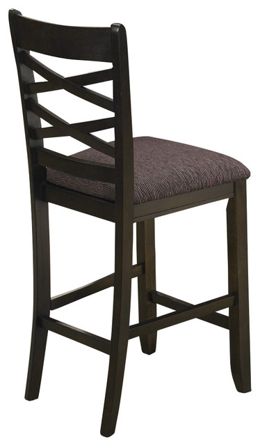 Liberty Furniture Bistro II 255 Inch Double X Back  : traditional bar stools and counter stools from houzz.com size 374 x 640 jpeg 39kB