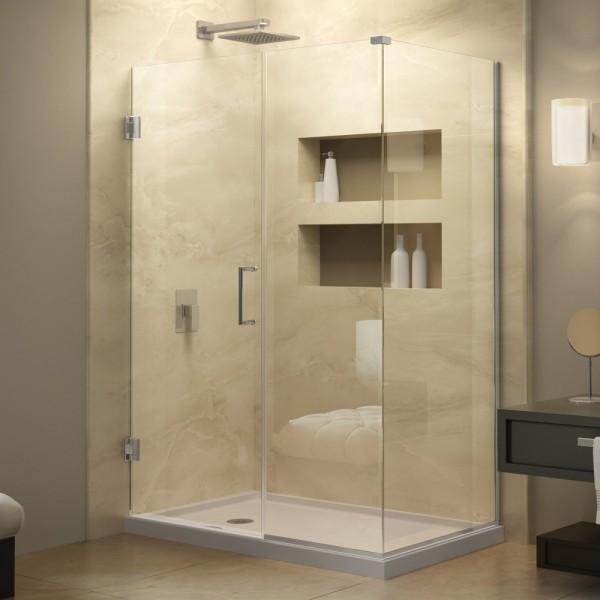 DreamLine SHEN-24525300-06 Unidoor Plus Shower Enclosure modern-showers