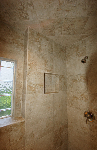 Walk In Shower Rustic Minneapolis By Scc Kitchen
