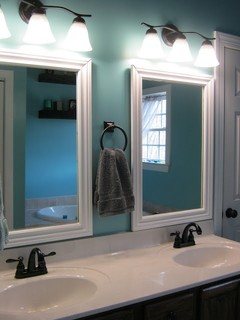 Mirrors - Modern - Bathroom Mirrors - dc metro - by Dulles ...