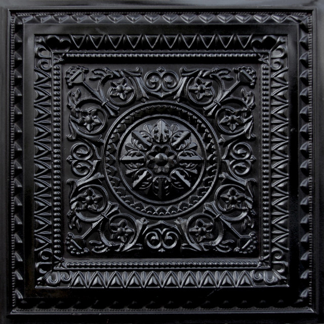 223 Decorative Ceiling Tiles 24x24 Black Ceiling Tile