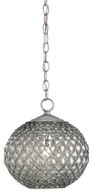 Currey and Company Pinto Pendant traditional-pendant-lighting