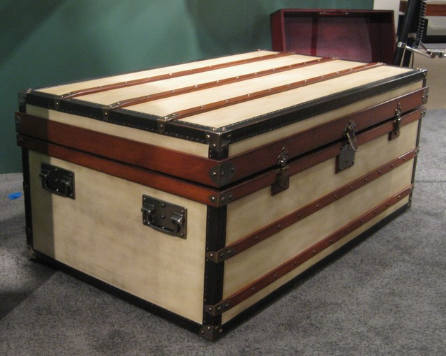 Authentic Models: French White Trunk