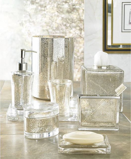 Glass Bathroom Accessories : Kassatex Bath Accessories - Bathroom Accessories - los angeles - by ...