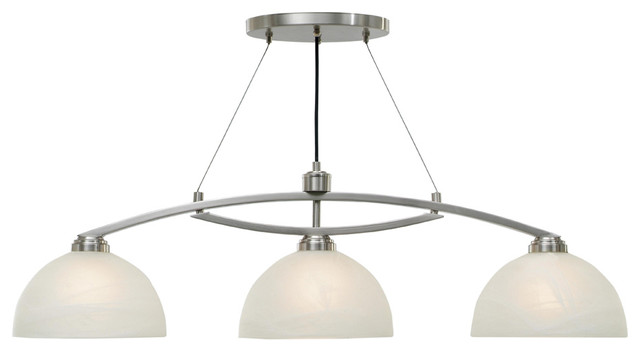 Accurian Island Light contemporary-chandeliers