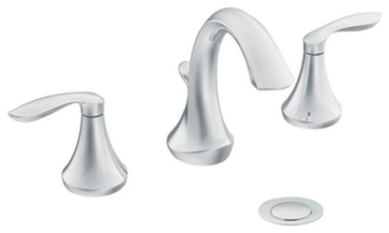 MOEN T6420 Eva Widespread Bathroom Trim Kit bathroom-faucets